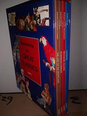 DISCOVERING THE GREAT CLASSICS BOXED SET Ivanhoe,: WALTER SCOTT, ROBERT