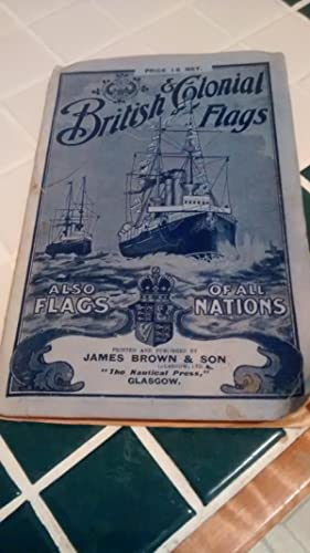 BROWN'S BRITISH & COLONIAL FLAGS: JAMES BROWN &