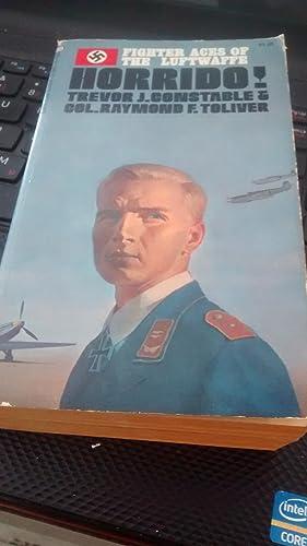 HORRIDO! Fighter Aces of the Luftwaffe: TREVOR J. CONSTABLE