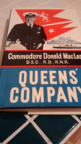 QUEENS' COMPANY: COMMODORE DONALD MACLEAN