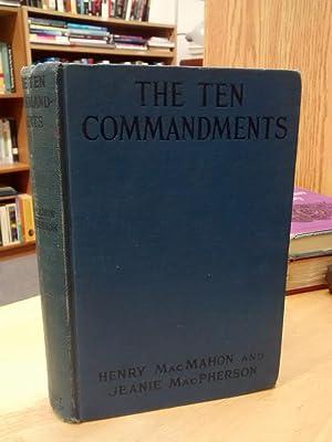 THE TEN COMMANDMENTS From Cecil B. De: HENRY MACMAHON &