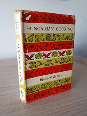 HUNGARIAN COOKING, Simple and Economical Recipes