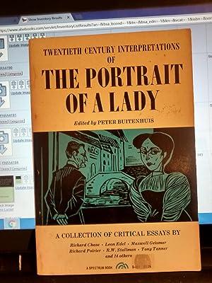 THE PORTRAIT OF A LADY Twentieth Century: PETER BUITENHUIS (Henry