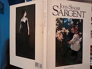 JOHN SINGER SARGENT: KATE F. JENNINGS