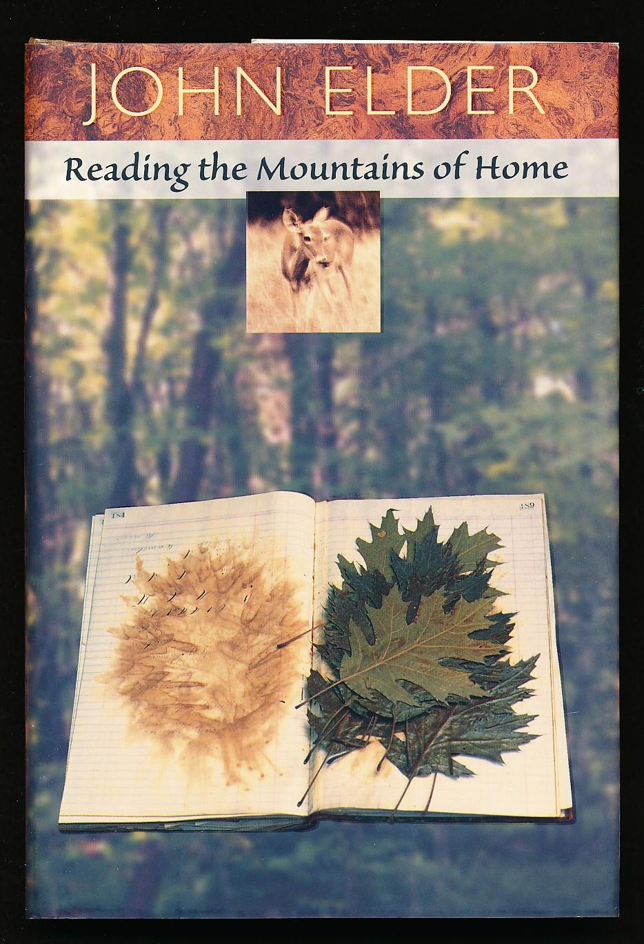 Reading the Mountains of Home - Elder, John