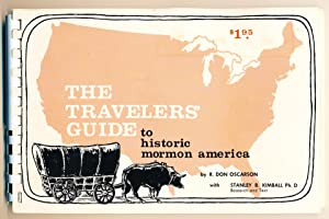 The Travelers Guide to Historic Mormon America