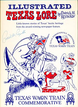 Texas Lore Illustrated - Boxed Set: Volumes 1-9 in 2 slipcases