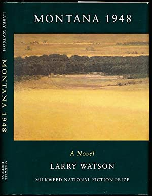 a review of the book montana 1948 by larry watson and david huddle The novel montana - 1948 by larry watson begins as a story of a young boy growing up in rural montana shortly after world war ii watson's detailed description of the landscape and small town life lead the reader's first impression of the novel to be that of a carefree story with few real life.