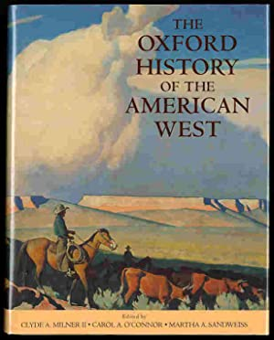 The Oxford History of the American West