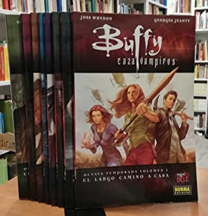 Buffy Cazavampiros Octava Temporada 8 vol.