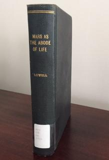 Mars as the Abode of Life: Percival Lowell