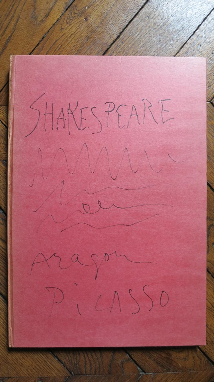 Shakespeare_Hamlet_et_nous_Suivi_de_Murmure_ARAGON_Louis_PICASSO_Pablo_Très_bon_Couverture_rigide