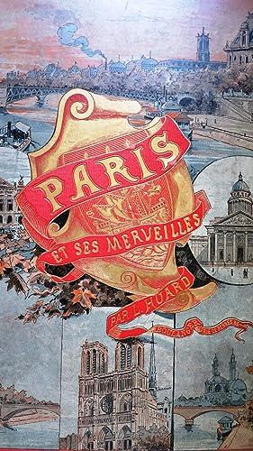 Paris et ses merveilles: HUARD (L.)