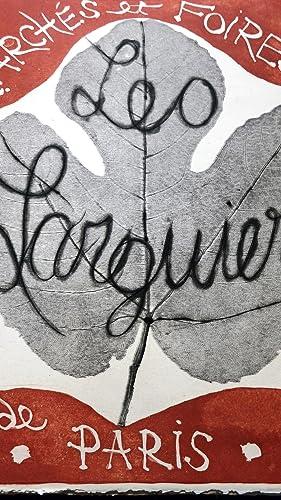 Marchés & Foires de Paris: LARGUIER (L�o)