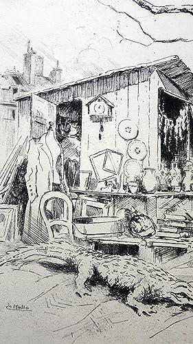 Marchés et Foires de Paris: LARGUIER (Léo)