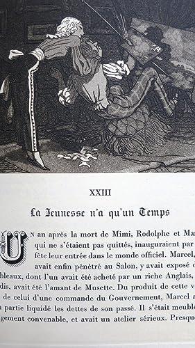 Scènes de la vie de Bohême: MURGER (Henry)