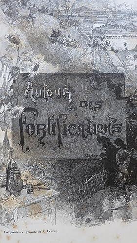 Autour des fortifications: HUYSMANS (Joris-Karl)