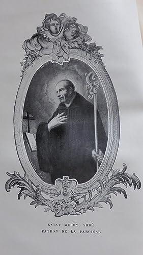 Eglise Saint-Merry de Paris. Histoire de la paroisse et de la collégiale: BALOCHE (Abbé)