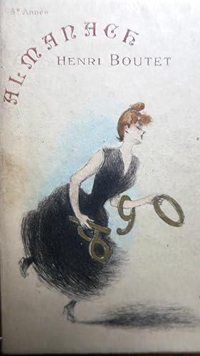 Almanach pour 1890: MONTORGUEIL (Georges)