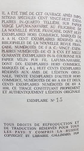 La négresse du Sacré-Coeur: SALMON (André)