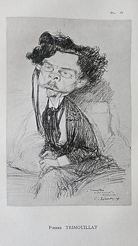 Montmartre et ses chansons. Poètes et chansonniers: BERCY (Léon de)