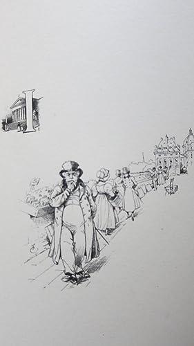 Une rue de Paris et son habitant. Avant propos par M.de Spoelberch de Lovenjoul.: BALZAC (Honoré de...