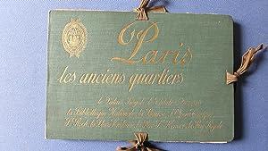 Sous la direction de Georges Cain. Paris les anciens quartiers. Le Palais-Royal, le Thé&...