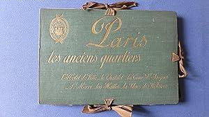 Sous la direction artistique de Georges Cain. Paris les anciens quartiers. L'Hôtel de ...