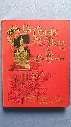 Les coins de Paris.: CLARETIE (L�o)