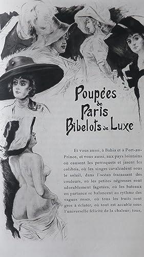 Poupées de Paris. Bibelots de luxe.: COQUIOT (Gustave)