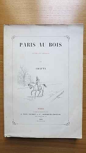 Paris au bois.: CRAFTY