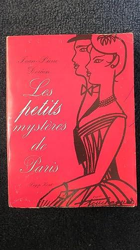 Les petits mystères de Paris.: DORIAN (Jean-Pierre)