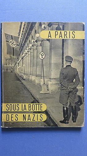 A Paris sous la botte des nazis.: EPARVIER (Jean)