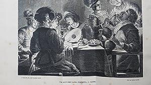 Histoire des hôtelleries, cabarets, courtilles et des anciennes communautés et confr&...
