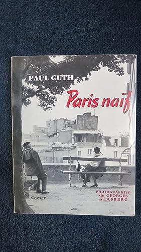 Paris naïf.: GUTH (Paul)