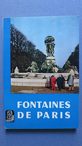 Fontaines de Paris.: POISSON (Georges)