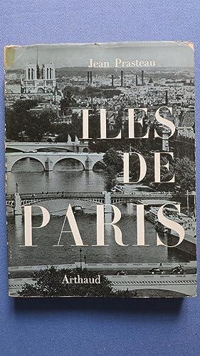Iles de Paris.: PRASTEAU (Jean)