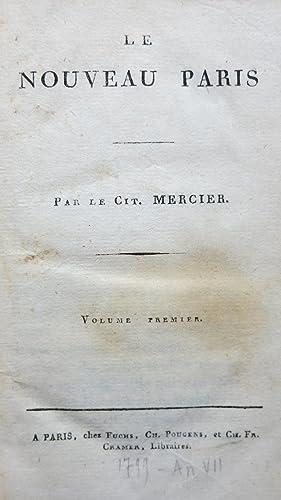 Le Nouveau Paris.: MERCIER (Louis-Sébastien)