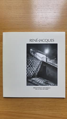René-Jacques. Un illustrateur photographie Paris. Exposition au: THEZY (Marie de)