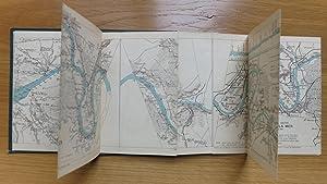 Carte de la Seine de Paris à la mer au 125.000e.
