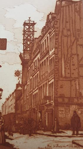 L'Isle Saint Louis. Ce qui reste du vieux Paris.: LAMBERT (André)