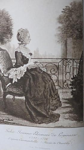 Julie de Lespinasse: SEGUR (Marquis de)
