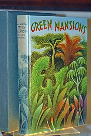 Green Mansions: Heritage Press 1944: Hudson, W. H.