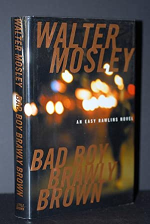 Bad Boy Brawly Brown (Signed 1st Printing)