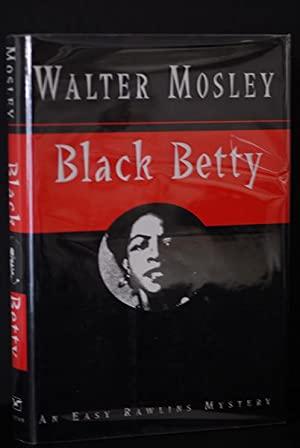 Black Betty (Signed 1st Printing)