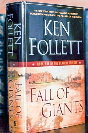 Fall of Giants (Century Trilogy-Book I) Signed: Ken Follett