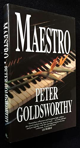 Maestro: Peter Goldsworthy