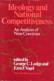 Ideology and national competitiveness. An analysis of nine countries