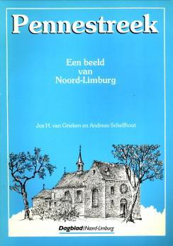 Pennestreek. Een beeld van Noord-Limburg: SCHELFHOUT, ANDREAS (tekst) / GRIEKEN, JOS H. VAN (...