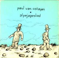 Alpejagerslied: OSTAYEN, PAUL VAN